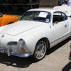 #1511 - 1966 Lotus White Karmann Ghia