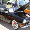 BONES (#1601) - 1970 BLACK Karmann Ghia Convertible