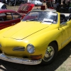 #1605 - 1974 Canary Yellow Karmann Ghia Convertible