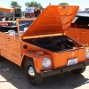 Thang (#1708) - 1973 Orange Thing (Orange 1973 vw money pit)