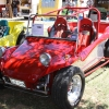 Lunatic Fringe (#1902) - 1963 Red Fiberglass Buggy