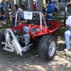 Meyers Tow'D Dune Buggy (#1905) - 1969 Orange/Black Fiberglass Buggy