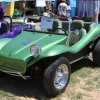Glitterbug (#2003) - 1970 Lime Green Metallic Fiberglass Buggy