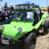 Green Machine (#2007) - 1960 Lime Green over-Black Fiberglass Buggy Convertible