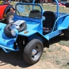 The Smurf (#2103) - 1965 blue Kit Car
