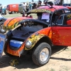 fire bug (#2106) - 1974 red /black Beetle Baja