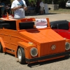 Lil Thing (#2202) - 2011 Orange Kit Car (Thing Go-Kart)