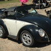 mini me (#2223) - 1974 black*white Beetle (chopped sedan, convertible)