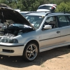 VW Pointer Wagon (#2305) - 2000 Grey Other Water Cooled