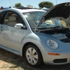 Laycee Lynn (#2403) - 2010 Heaven Blue New Beetle