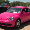 Penelope (#2406) - 2012 Barbie Pink New Beetle (2012 Barbie Pink Beetle)