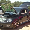 THUMPER II (#2411) - 2012 MIDNIGHT BLACK New Beetle