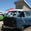 for sale (#2501) - 1984 baby blue/whitetop Vanagon