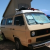 LUCY (#2503) - 1985 Dirty! Vanagon Camper (HOME!)