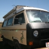 Lennon (#2506) - 1985 Beige/light tan Vanagon Camper