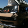 Sir Vanagon (#2507) - 1984 Flesh Beige Vanagon Camper