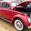 mr.beetle (#0201) - 1963 ruby red Beetle