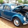 Mergatroid (#0205) - 1964 blue Beetle