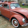 #0207 - 1960 Indian Red Beetle