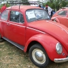 Tiger Red (#0212) - 1966 Red Beetle