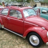 Stocky (#0213) - 1963 Red Beetle