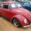 Checkers (#0301) - 1967 Ruby Red Beetle