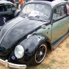 Estelle (#0304) - 1959 Black / Sea Foam Green Beetle