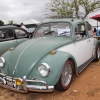 exzonie (#0311) - 1967 Green and white Beetle