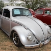 #0327 - 1963 silver Beetle (silver turbocharged)
