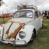 beefy (#0330) - 1966 white/ light blue/ rust Beetle