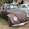 #0416 - 1960 Brown Beetle