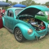 Esther (#0506) - 1972 turquoise Beetle (Late Model/Super)