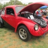 Black Widow (#0601) - 1972 Red/ Black Beetle