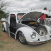 Ocho (#0606) - 1969 White with grey insert Beetle