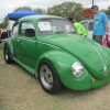 booger (#0607) - 1972 green Beetle
