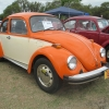 #0610 - 1974 orange and vanilla Beetle