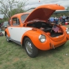 Betsy (#0625) - 1972 Orange & White Beetle (Late Model/Super)