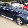 Karmann (#0702) - 1966 Blue Beetle Convertible