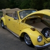 #0805 - 1970 Yellow Beetle (Late Model/Super) Convertible