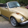 #0811 - 1974 Harvest Gold Beetle (Late Model/Super) Convertible