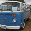 The Bus (#1101) - 1974 Pastel White / Orient Blue Bus (Bay Window)