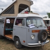 Jenny (#1305) - 1975 Primer Grey Bus (Bay Window) Camper (Grey Westfalia)