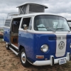 Utah (#1313) - 1970 blue and white Bus (Bay Window) Camper