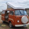 Westy (#1323) - 1973 Orange Bus (Bay Window)