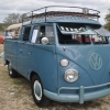 #1406 - 1964 Dove Blue Bus (Split Window) Double Cab
