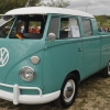 JIM (#1407) - 1963 TURQUOISE Bus (Split Window) Double Cab