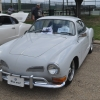 #1503 - 1971 White Karmann Ghia