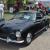 Donald Klinzing (#1508) - 1959 black Karmann Ghia