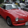 Ruby (#1509) - 1973 Red & White Karmann Ghia