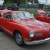 Lil Red (#1511) - 1974 Red Karmann Ghia